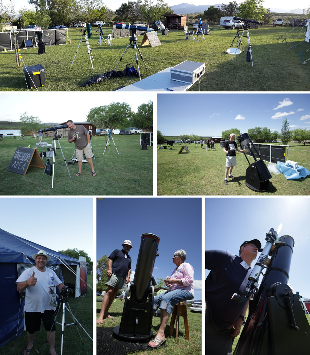 Southern Star Party