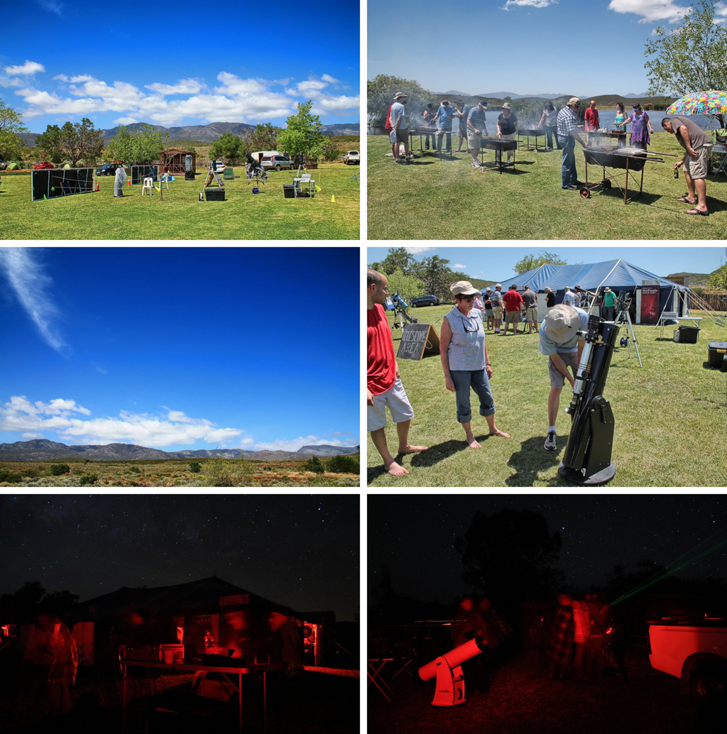 Southern Star Party, photos by Chris Vermeulen
